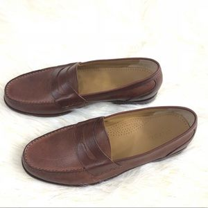 Cole Haan | Brown Loafers Slip On Size 10